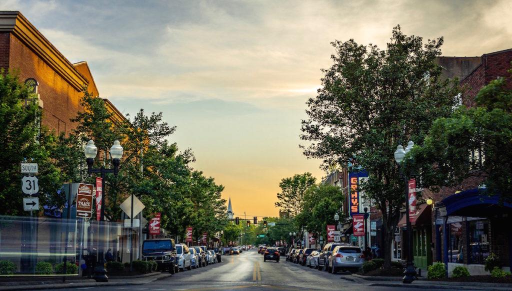 Downtown Ranson
