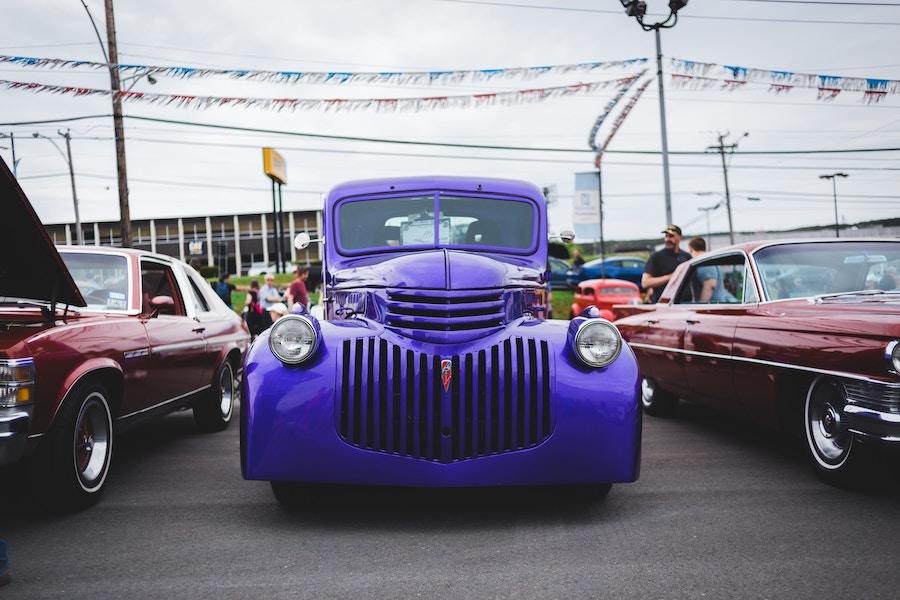 Car show in Ranson
