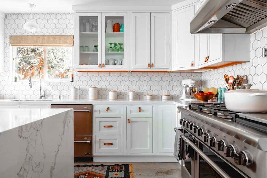 Updated kitchen and other ways to renovate your home before you sell